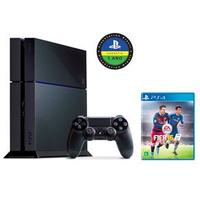 PlayStation 4 500GB Sony + Jogo Fifa 16