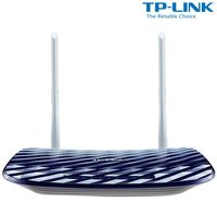 Roteador Wireless TP-Link Archer C20 AC750 Azul