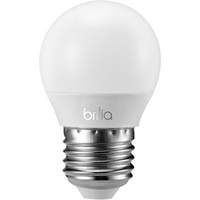 LÂMPADA LED MINI GLOBO 3W BIVOLT INTELLIGENT 2700K 268514 Brilia