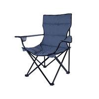 Cadeira para Camping Dobrável Nautika Azul Boni