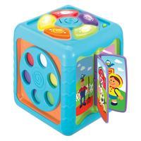 Cubo de Descobertas Winfun 5 Lados de Atividades