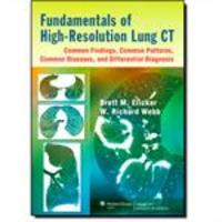 Fundamentals of High Resolution Lung Ct