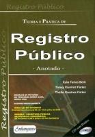 Teoria e Prática de Registro Público Anotado - 2 Vols.