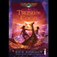 Ebook - O trono de fogo