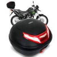 Bau Bauleto Moto Givi E-350rn Monolock 35 Litros Lente Bicolor