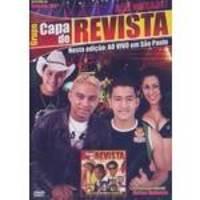 Grupo Capa De Revista - Nesta Edição: Ao Vivo Em São Paulo - Dvd