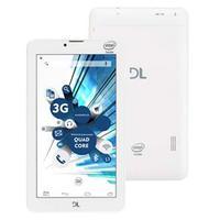 Tablet DL TabPhone 710 Função Celular Android 5.0 8GB Branco
