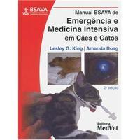 Manual Bsava de Emergências e Medicina Intensiva em Cães e Gatos