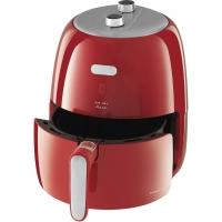 Fritadeira Air Fry Philco PFR04 Retro 3,2Litros 1500W Vermelho