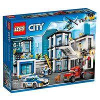 Lego City Estação Policial 60141