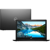 Notebook Dell Inspiron I15-3583-A5XP i7 8GB 2TB 15,6 Windows 10 Preto