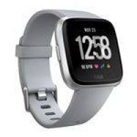 SmartWatch Fitbit Versa Cinza (Small/Large) FB504SRGY-CALA