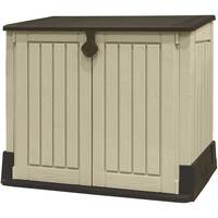 Baú Store It Out Midi Shed C 710220 – Keter - Marrom / Bege