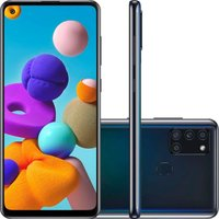 Smartphone Samsung Galaxy A21s 64GB Desbloqueado 6.5