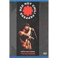 DVD - Red Hot Chili Peppers - Live In London