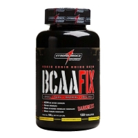 Suplemento Integralmédica BCAA Fix Darkness 120 Tabletes