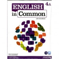 English In Common 4a Split - Student Book With Activebook And Workbook And Myenglishlab