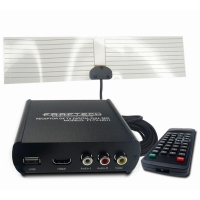 Receptor de TV Digital Full HD com Saída HDMI Faaftech FT-TV-HD II