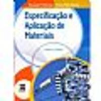 Especificação e Aplicação de Materiais - 2010