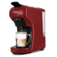 Cafeteira Philco Multicapsula PCF19VP Vermelha 220V