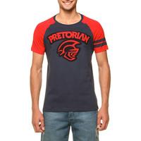 Camiseta Pretorian Elmo Lutador