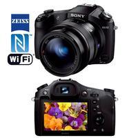 Câmera Digital Sony Cyber-shot DSC-RX10 20.2MP Preta