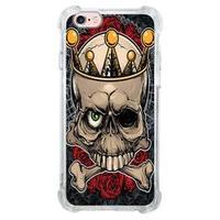 Capa Intelimix Anti-Impacto Apple iPhone 6 6s Caveira - CV45
