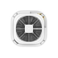 Ar Condicionado Split Hi Wall Electrolux Ecoturbo VI12F/VE12F 12.000 Btus Frio Branco 220V