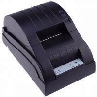 Impressora de Cupom Térmica Import Não Fiscal com Guilhotina Preto