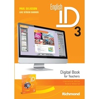 English id 3 - digital book - 3 ano