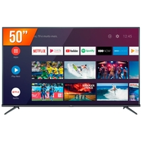 Smart TV LED 50 Ultra HD 4K TCL 50P8M Android