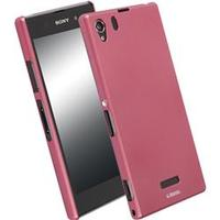 Capa Xperia Z1 krusell ColorCover Pink