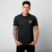 e672f67037 Camisa Polo New Era Basic Oakland Raiders - Masculino