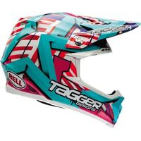 Capacete Bell Moto 9 Tagger Trouble
