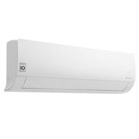 Ar Condicionado Split Hi Wall LG Dual Inverter S4-Q12JA3WF 12000 BTUs Frio Branco 110V