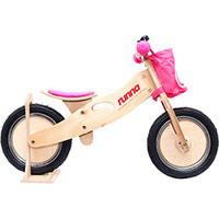 Bicicleta de Equilíbrio Runna Bike Aro 12 Rosa