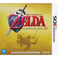 The Legend Of Zelda  Ocarina Of Time Nintendo 3DS