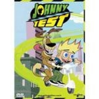 DVD Johnny Test
