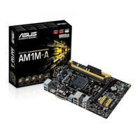 Placa Mae Asus Micro ATX para AMD AM1 HDMI USB 3.0 AM1M-A