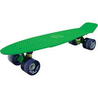 Skate Cruisers 4Fun 22 Led - 4 Fun Skateboards Green
