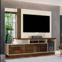Home Theater Frizz Plus - Off White/savana - Madetec