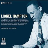 Lionel Hampton Supreme Jazz - Importado
