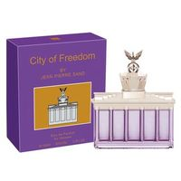 City Of Freedom Jean Pierre Sand Feminino Eau De Parfum 100ml