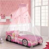 Mini-Cama Pura Magia Barbie 6A com Dorsel Teto Branco
