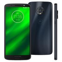 Smartphone Motorola Moto G6 Plus XT1926 Desbloqueado Dual Chip 64GB Android 8.0 Índigo