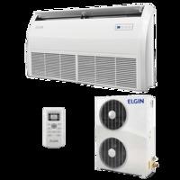 Ar Condicionado Split Piso Teto Elgin Eco PEFI80B2NA/PEFE80B3NA 80.000 Btus Frio 220V Trifásico