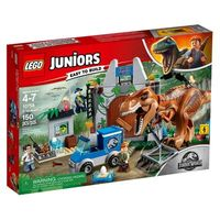 LEGO Juniors Jurassic World Fuga T-Rex 10758