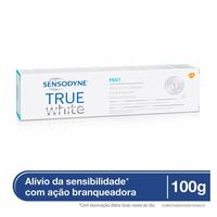 Creme Dental Sensodyne True White 1 Un