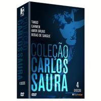 Box Carlos Saura 4 DVDs - Multi-Região / Reg.4