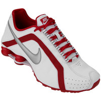 size 40 39135 5b9b5 nike shox junior vermelho claro